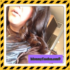 Bouncy & Shiny Curls all by Sultra!