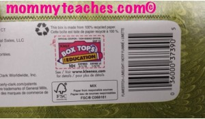 Are You Going Back to School With Kleenex and Box Tops for Education?