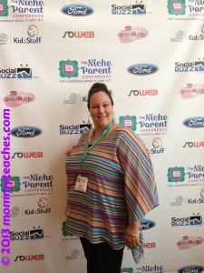 Taking Blogging To The Next Level with #NicheParent13