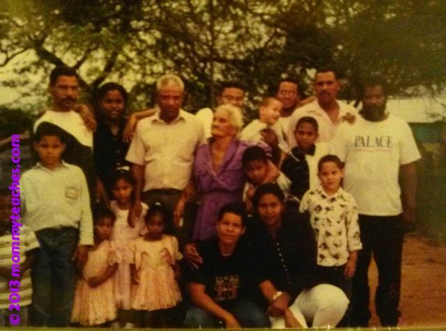 My Campos Familia en Monte Cristi, República Dominicana