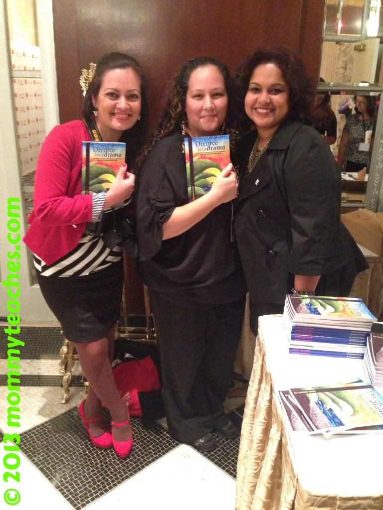 Supporting Francesca Escoto with her book launch!