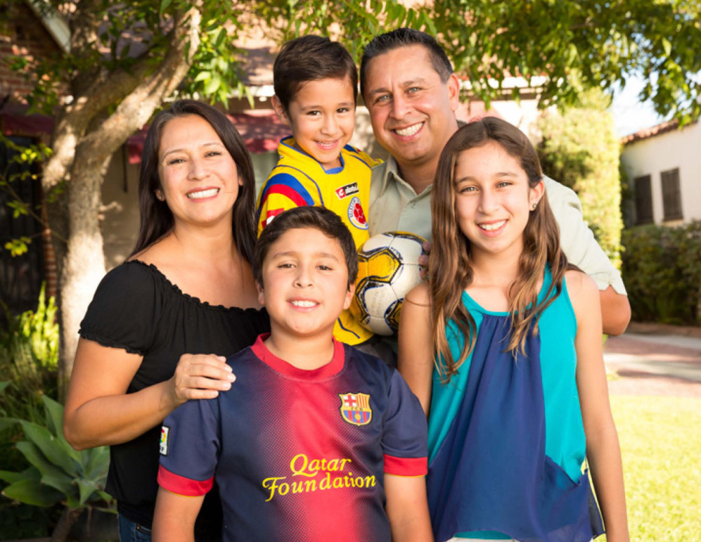 Jimenez Family Picture