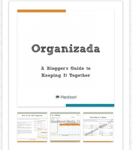 Keeping It Together With The Blogger #Organizada