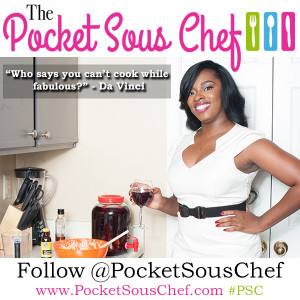 Every Mom Needs The Pocket Sous Chef {Giveaway}