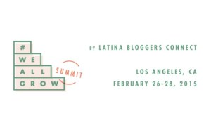 #WeAllGrowSummit – My Chance To Grow As A Blogger