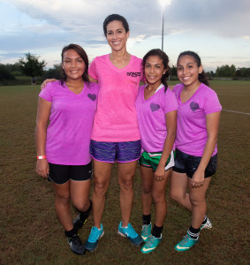 JCPenney Supports Young Women In Sports & Education