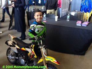 Monster Energy AMA Supercross & Family