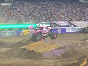Monster Jam Path Of Destruction Makes History