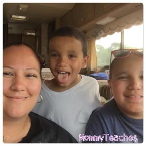 RV Road Trippin' With The Familia