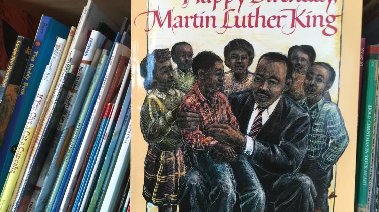 Books Celebrating Martin Luther King, Jr.