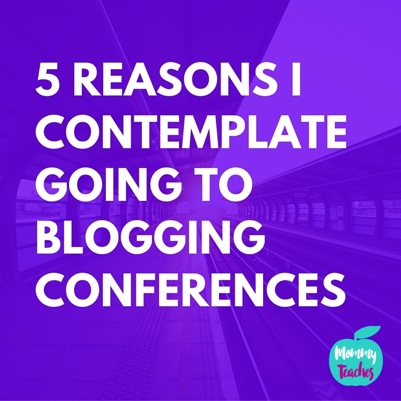 5 Reasons i contemplate going to blogging