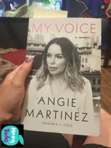 Why My Voice Matters! Inspired by Angie Martinez
