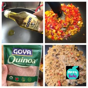 Celebrating Hispanic Heritage Month With IMUSA & Goya #Giveaway